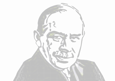 ジョン・メイナード・ケインズ